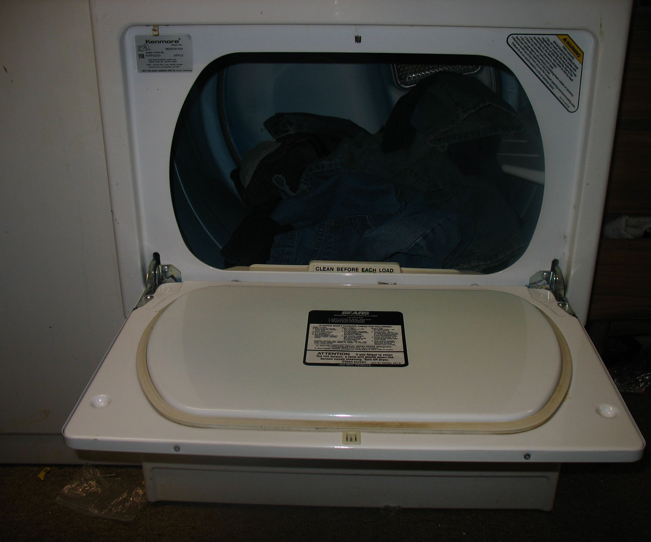 Dryer Won T Heat Up Kenmore Dryer Dryer Cool Stuff