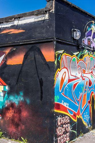 Street Art: Tivoli Car Park (Francis Street) [002]