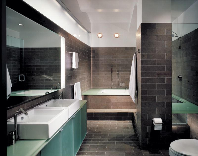 Loft Bathroom  Google Search  The Modern Loft  Pinterest  Loft Mesmerizing Loft Bathroom Designs 2018