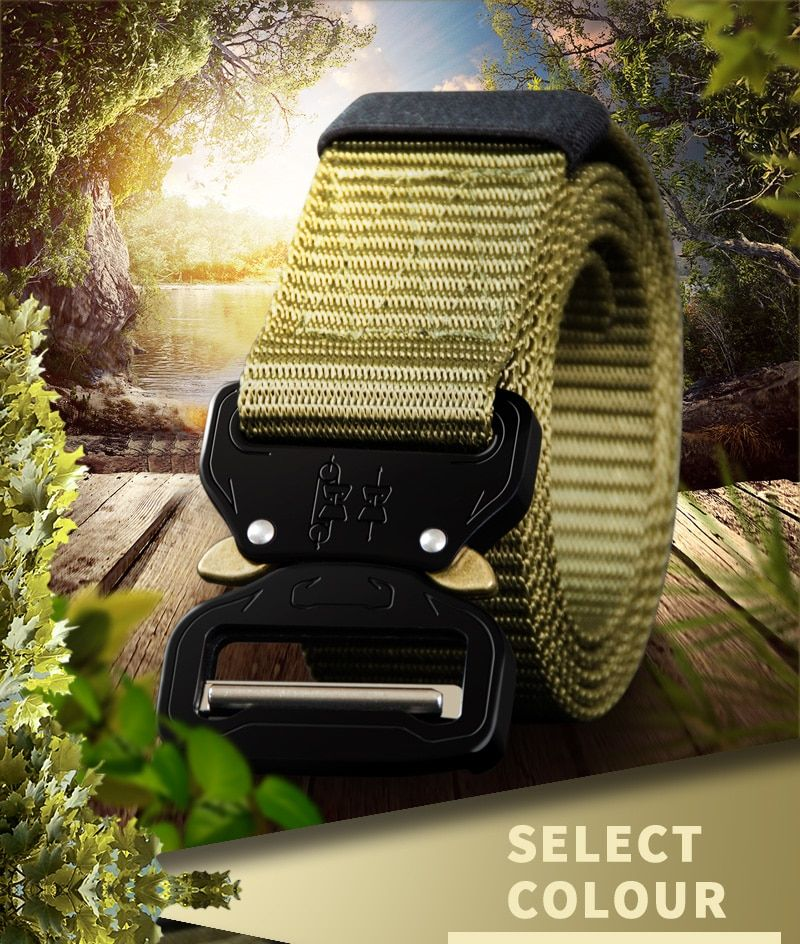 Mens belt military outdoor Mens belts, Tactical belt, Belt