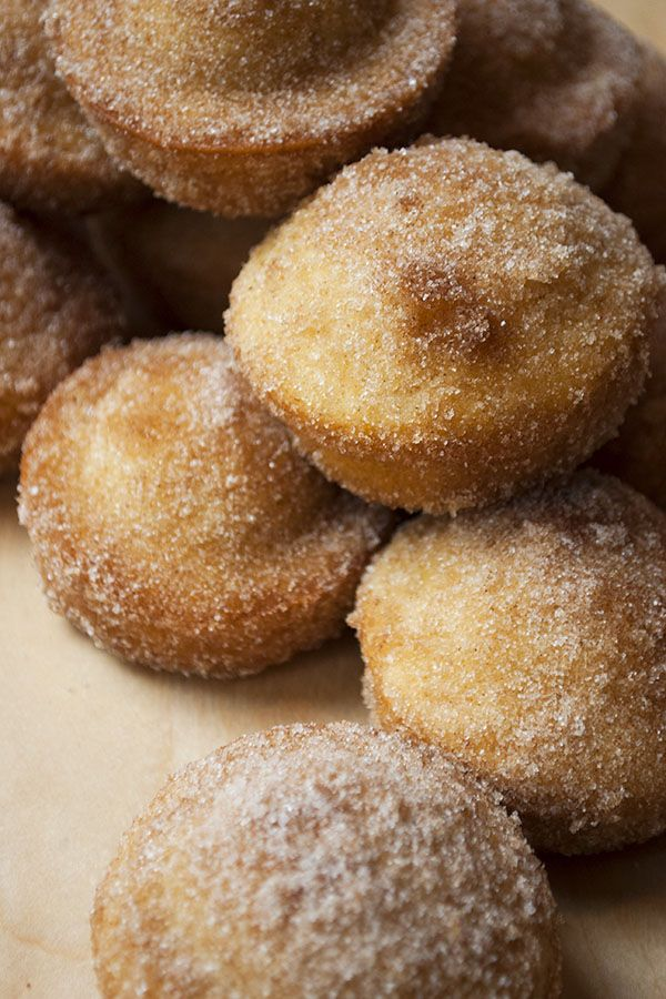 Photo of Muffins that taste like donuts