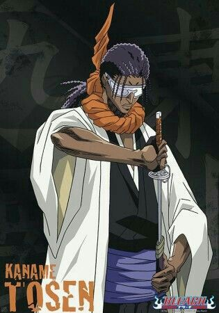 Former Squad 7 Captain Kaname Tosen