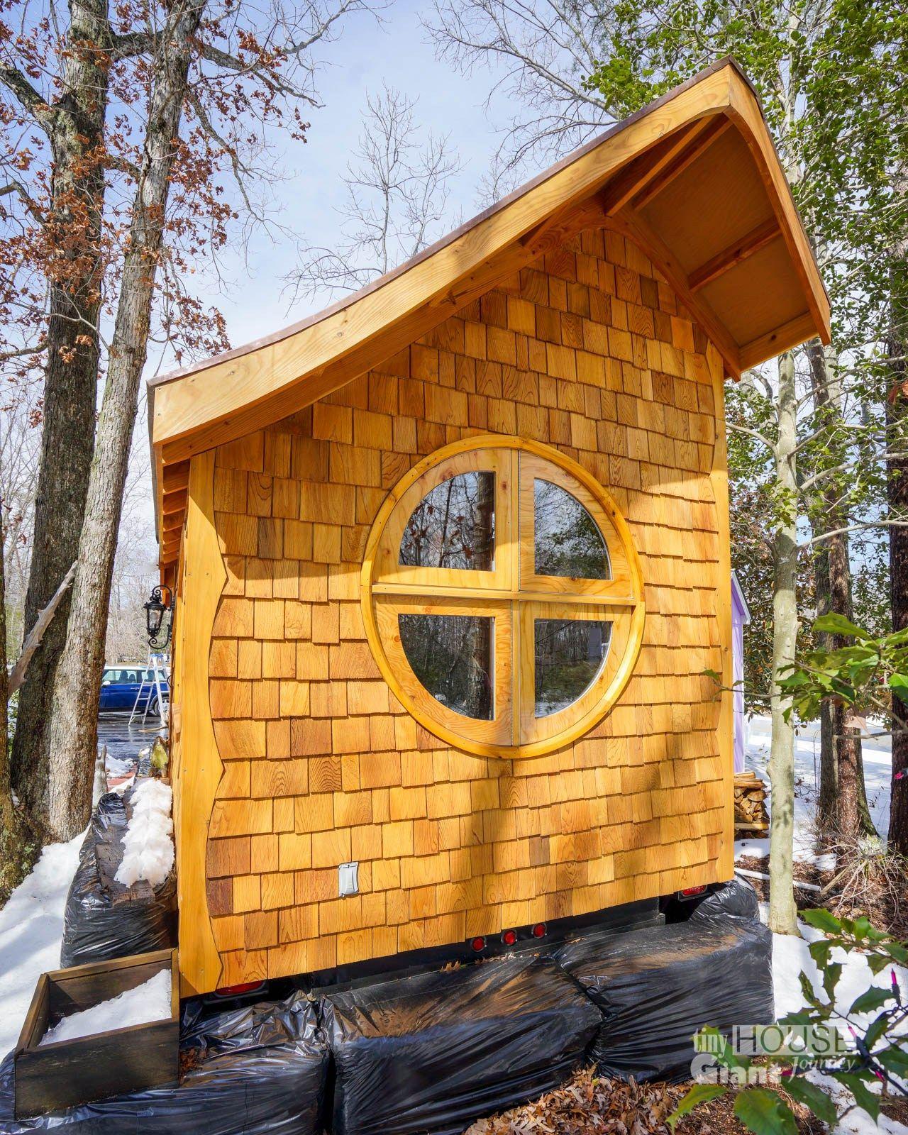 The Pinafore: A Whimsical Tiny House   Dream house   Tiny house