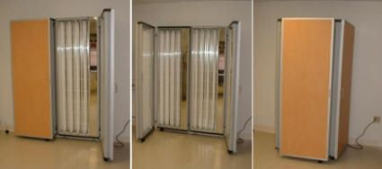 Foldalite B - Full Body UV Phototherapy - Foldalite B UVB Lamp System