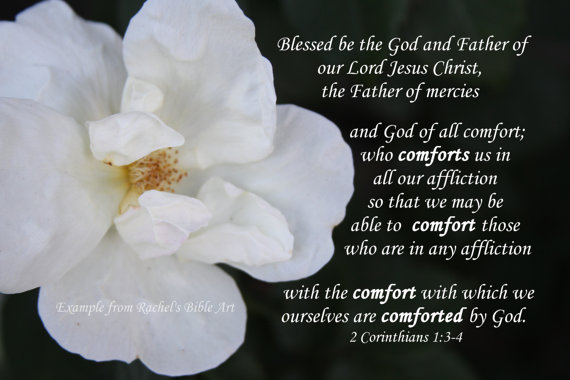 God Is The God Of All Comfort Know Anyone Who Is Going Through