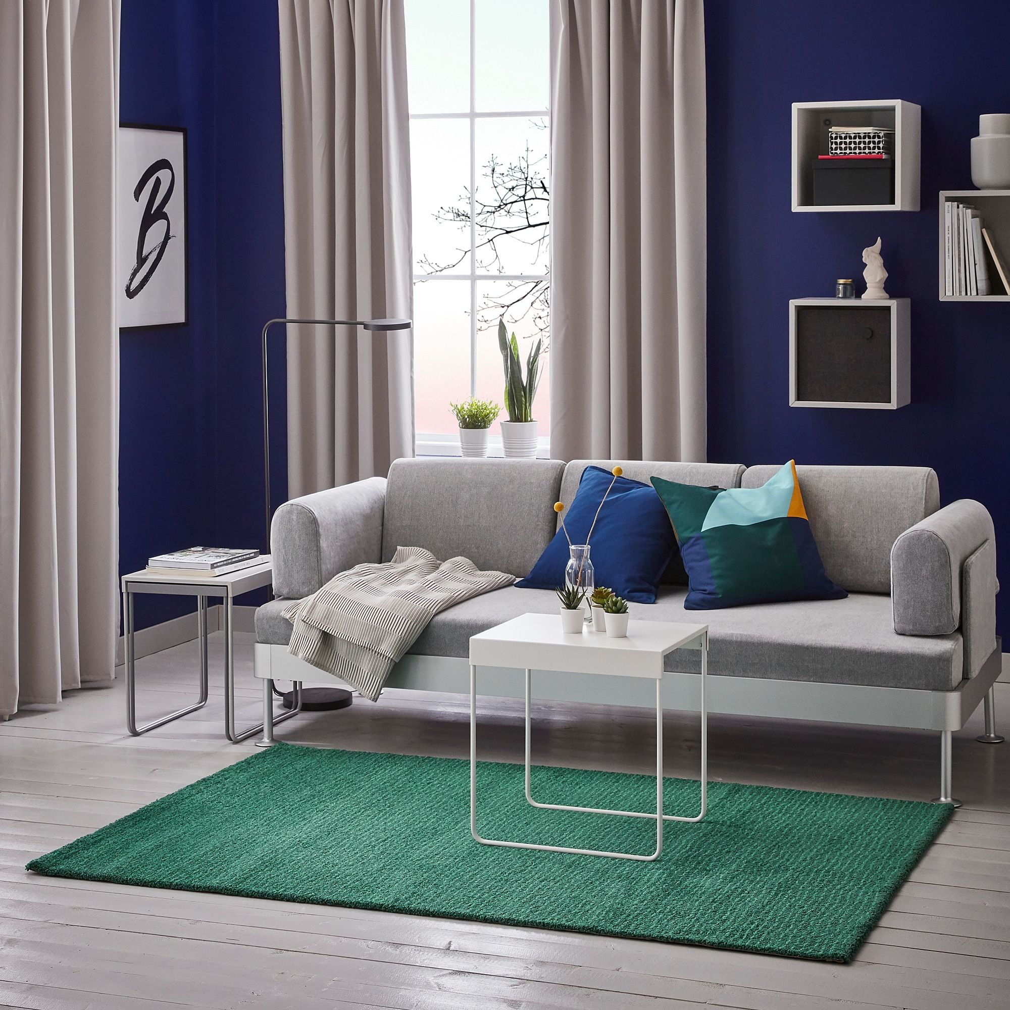 Ikea Langsted Rug Low Pile Green Ikea Ikea Furniture How To Clean Carpet [ 2000 x 2000 Pixel ]