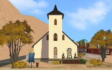 Mod The Sims - St. Paul's Church