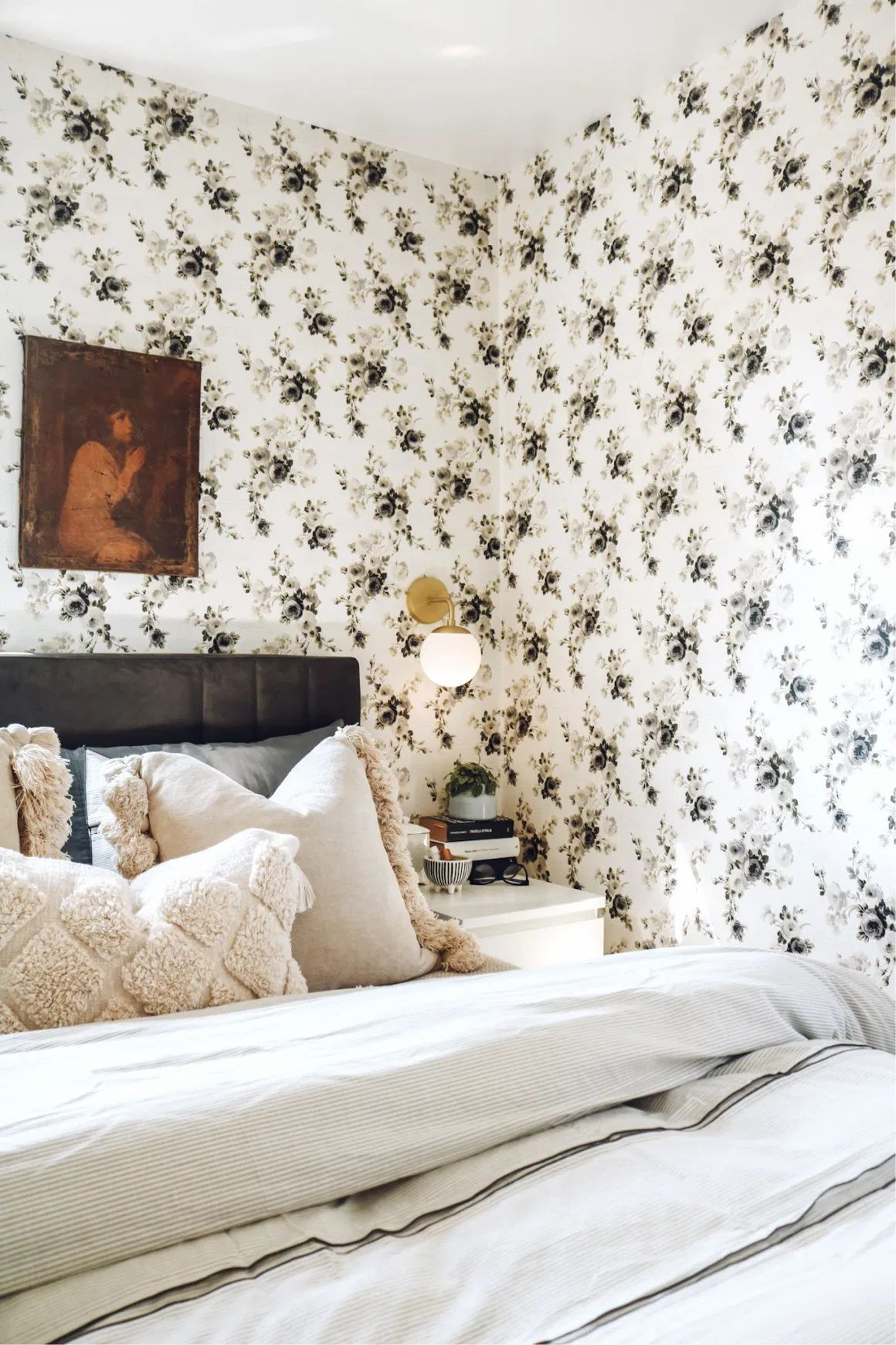 Small Master Bedroom Makeover Nesting With Grace Small Master Bedroom Master Bedroom Makeover Bedroom Makeover