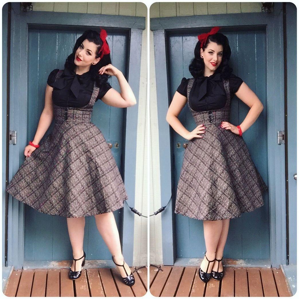 70 Cute Casual Retro Dresses Inspired Women S Style Retro Dress Vintage Fashion Fashion [ 1044 x 1044 Pixel ]
