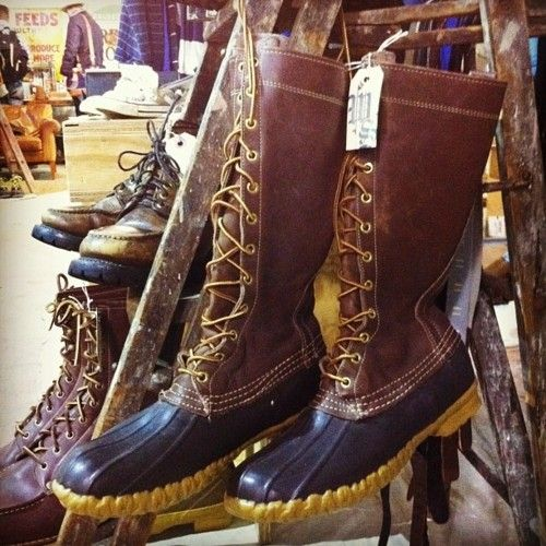 L L Bean Maine Hunting Boots I Want These Ll Bean