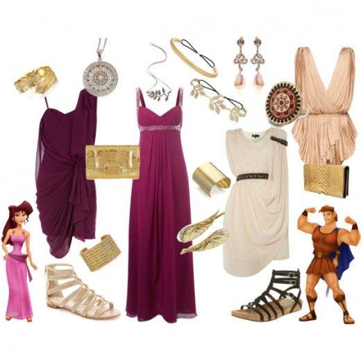 Disney Inspired Fashion: Part Three