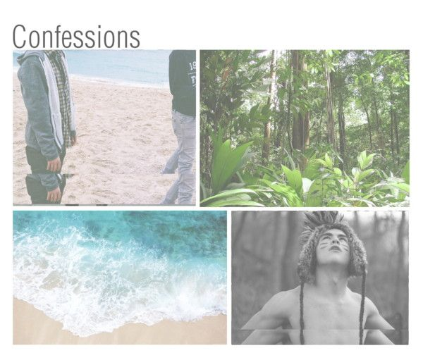 """""""Confession Numero Once"""" by christofer-anon on Polyvore"""