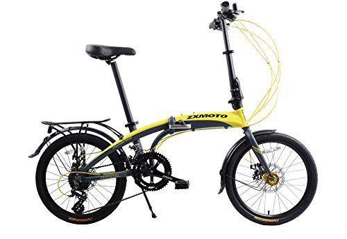 Zxmoto Folding Bike
