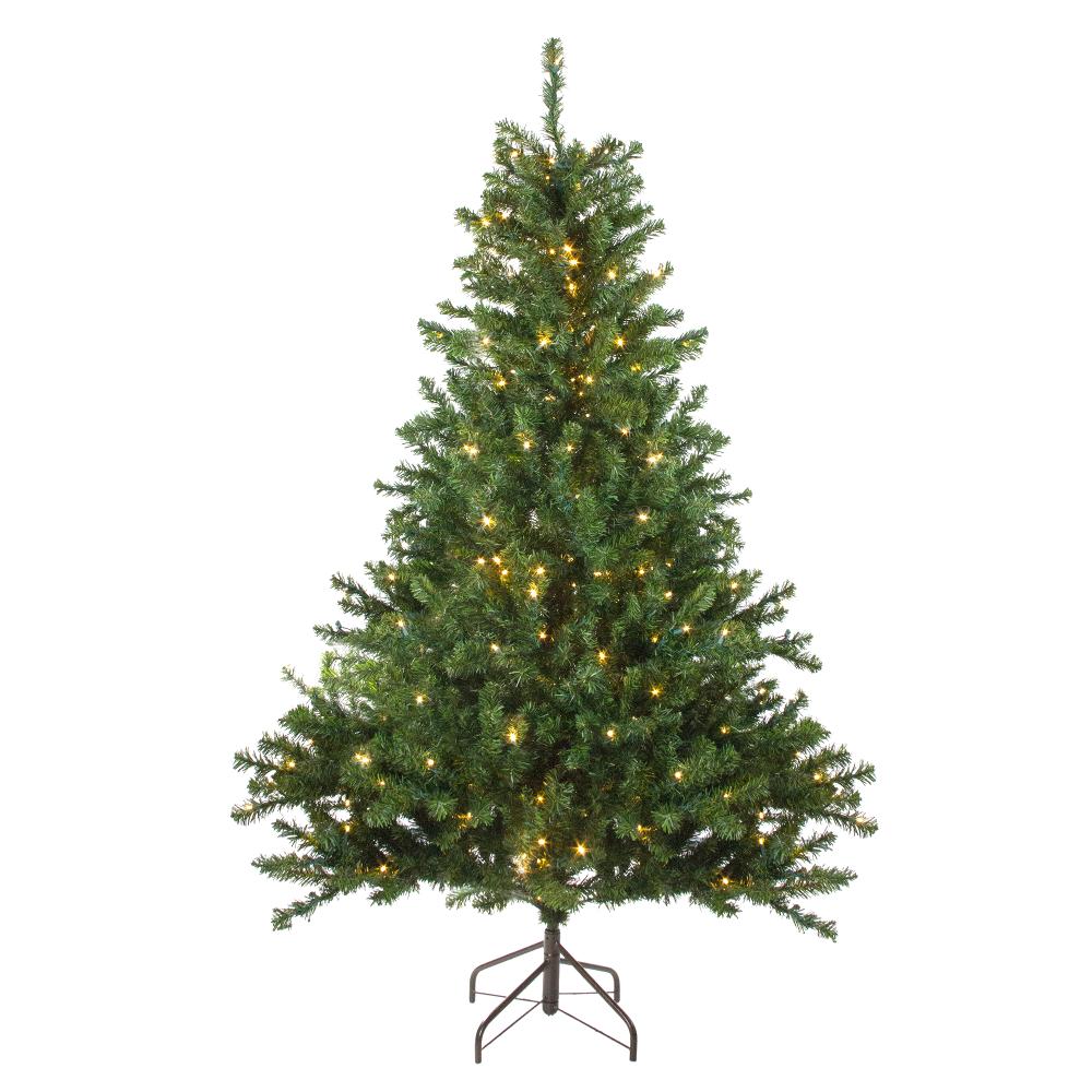 Northlight 6' Prelit Artificial Christmas Tree Medium ...