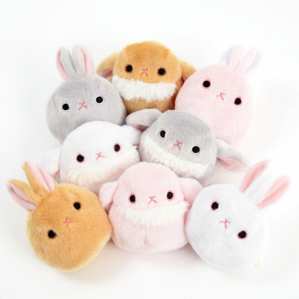 Rabi-dango Plush Collection | Kawaii plush, Cute stuffed ...