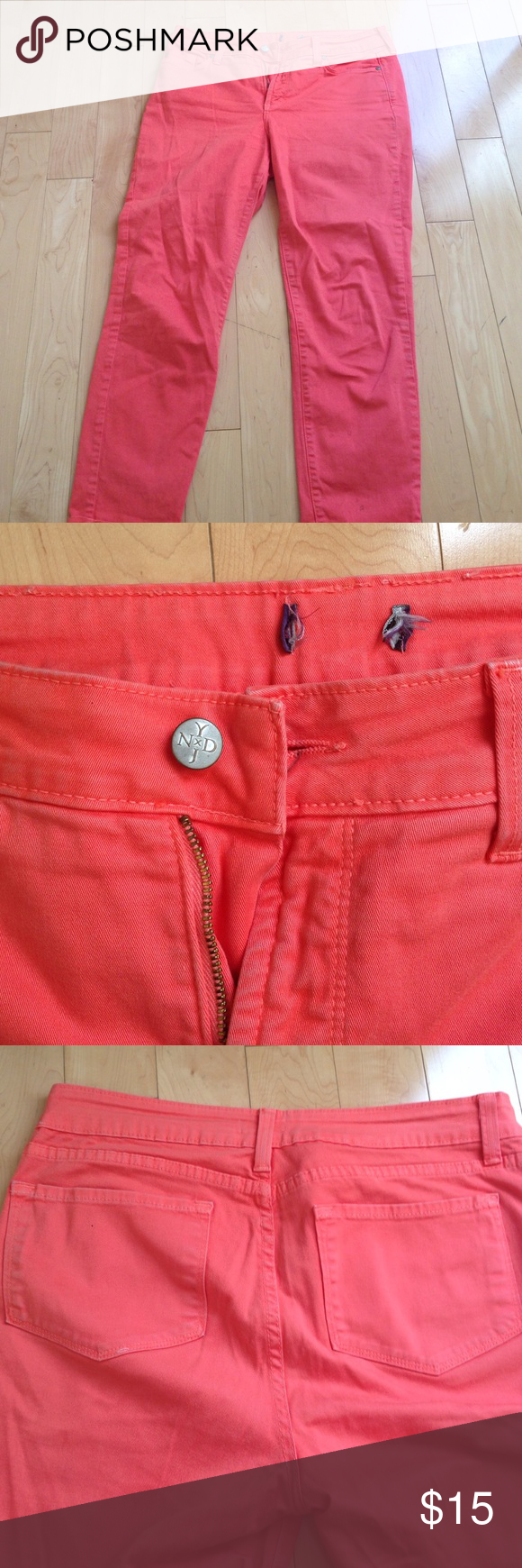 Salmon Jeans Super soft and no stains! Jeans Skinny
