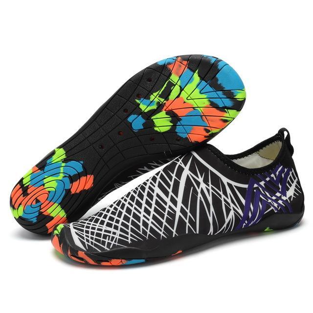 Lightweight Outdoor Quick Dry Water Sport Non-Slip Seaside Barefoot Shoes XILALU Children Diving Socks