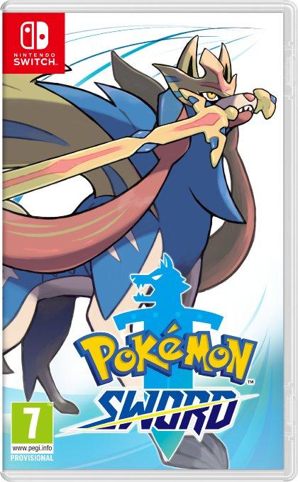 Kop Pokemon Sword Med Fri Frakt Over 500kr Laga Priser Oppet Kop 60 Dagar Snabba Leveranser Kop Online Eller I Butik Pokemon Onskelista