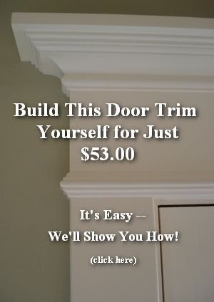 Great site with lots of diy patterns for moldings and trim. & Great site with lots of diy patterns for moldings and trim ...
