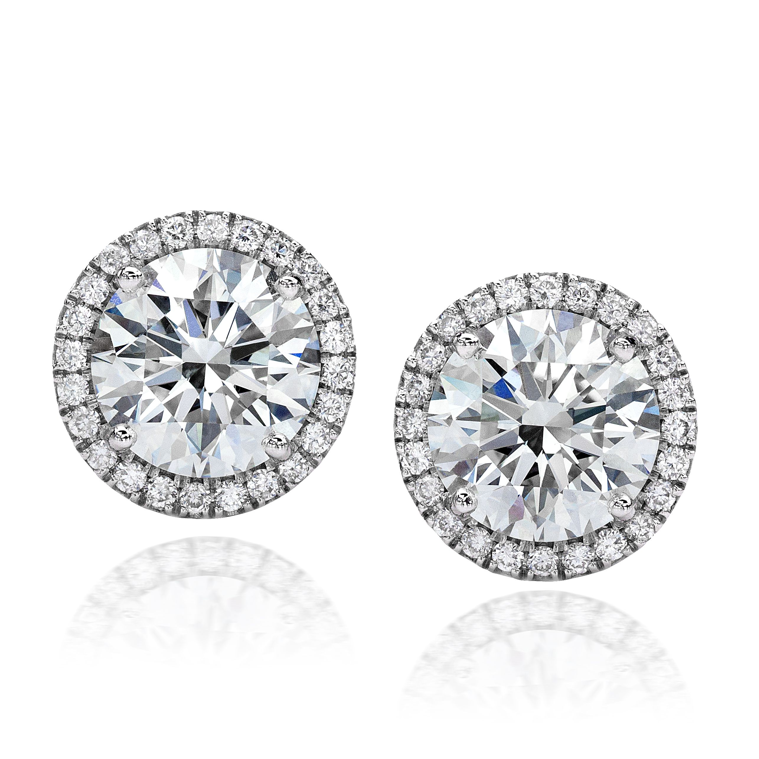 "Forevermark ""Center of My Universe"" Diamond Stud Earrings Visit"