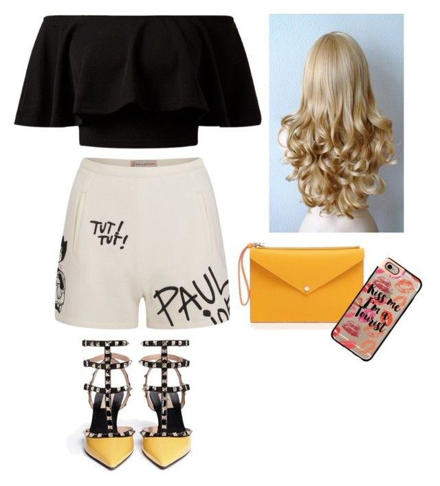 """Shhh "" by sedabsahan ❤ liked on Polyvore"