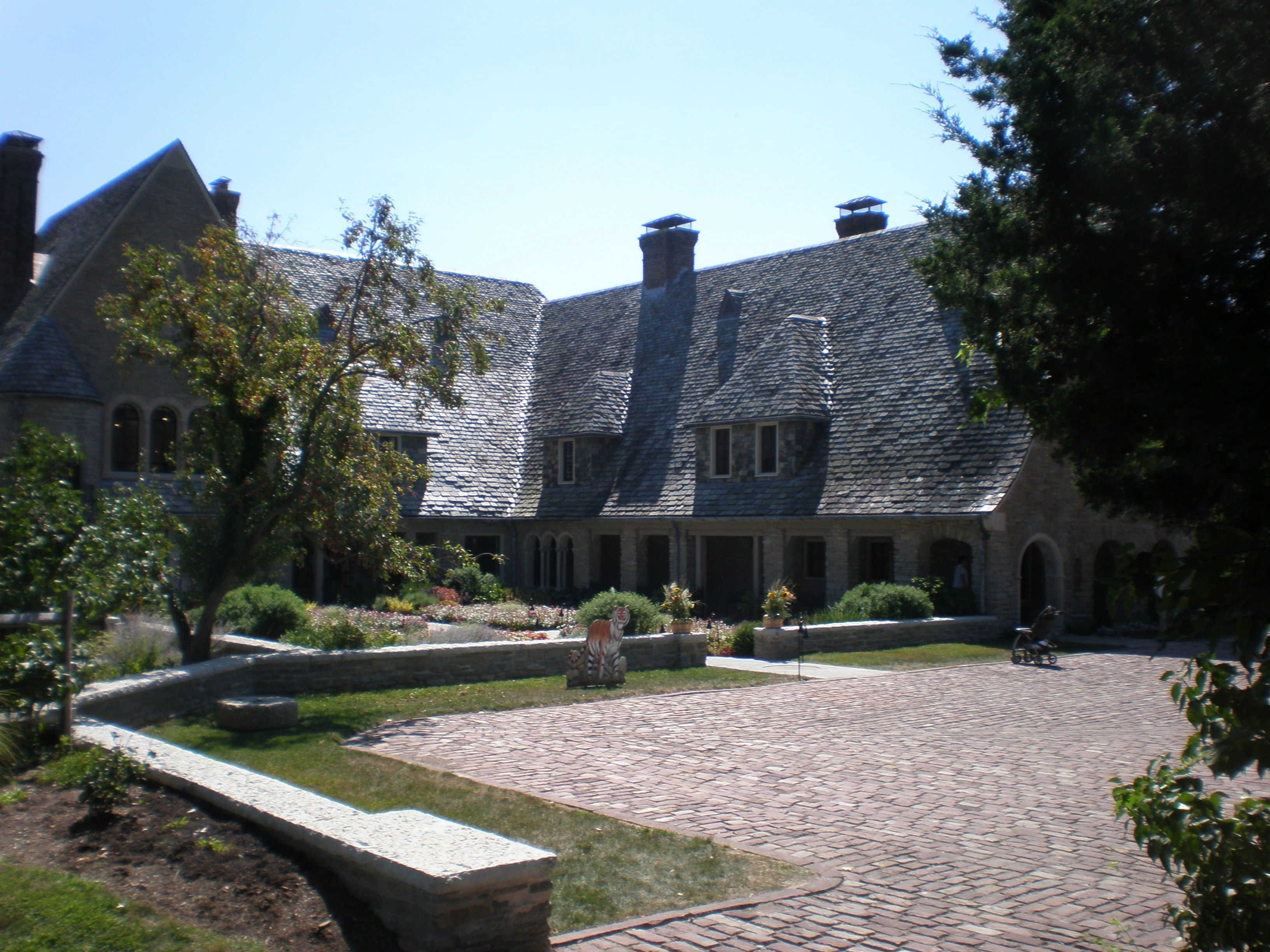 Fleischman Mansion Indian Hill Ohio Mansions Indian Hill House Styles