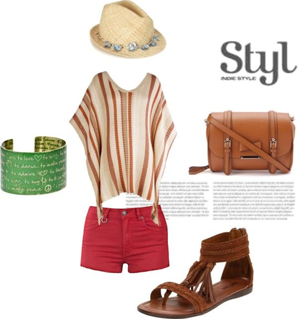 """""""summer vacation"""" by shell-syue on Polyvore"""