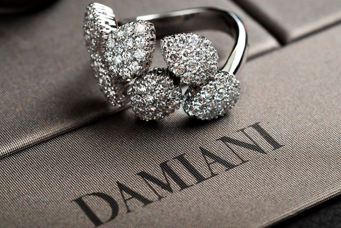 Damiani SpA or Damiani Group is an Italian luxury jewelry