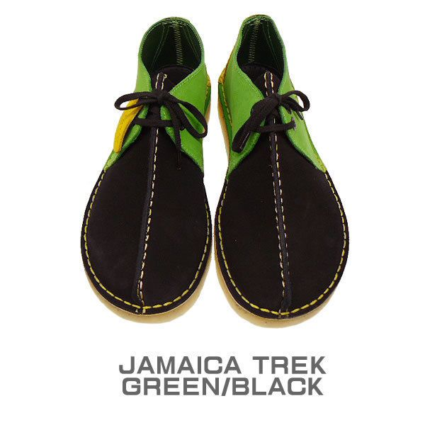 86c3907023c9 Clarks men s originals desert trek black green jamaica   78099 in ...