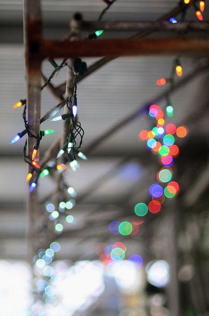 Christmas Lights by JoelZimmer