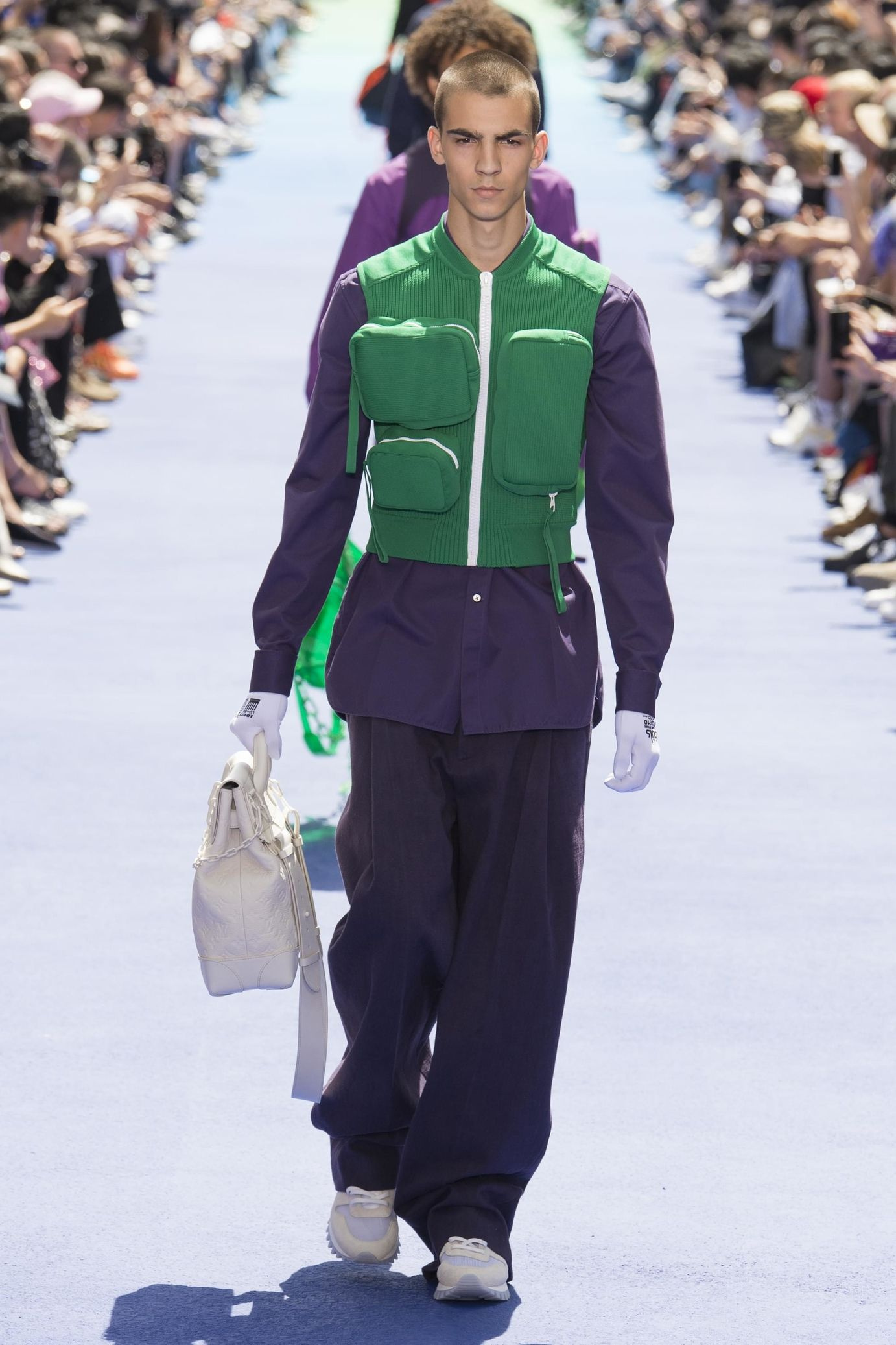 Défilé Louis Vuitton homme Printemps-été 2019   Haute Couture ... 59de97fe3f8