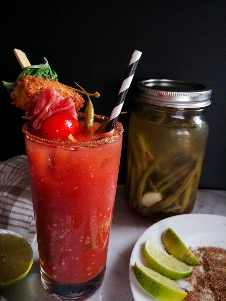 The Gin Caesar
