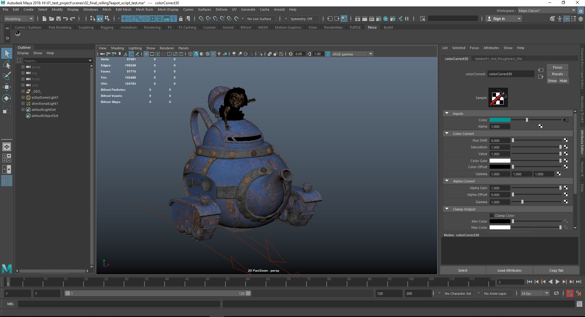 From Substance Painter to Maya - for Maya | Substance