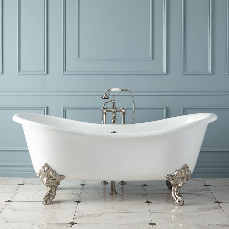 bathtub aqua acrylic ended tubs dp brass eden contemporary pedestal double kingston tub