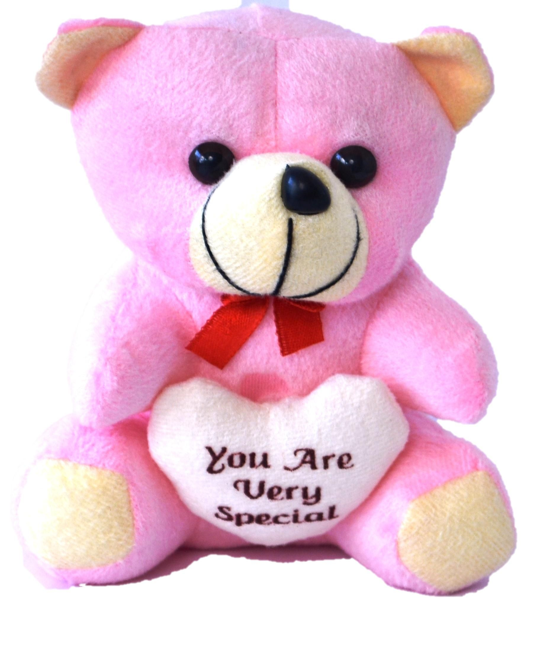 Teddy Bear Pictures With Flowers In Pink Colour Teddy Bear