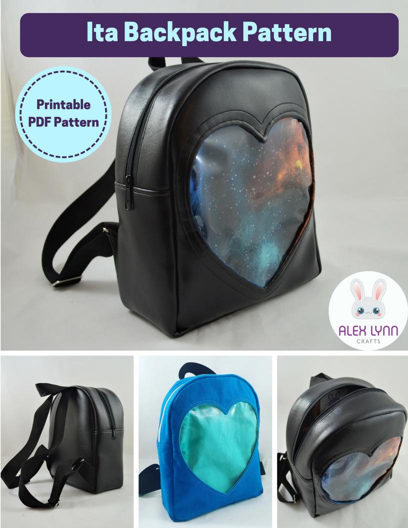 Diy Bag Mini Backpack Crossbody Shoulder Bag Bolsa Diy Reuse Old