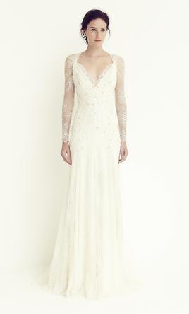 Jenny Packham Josephine Wedding Dress New Size 8 2 750