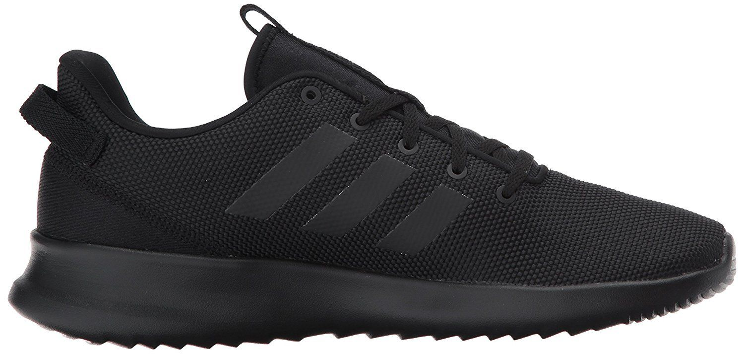 adidas Mens CF Racer TR Trail Running Shoes Black/Black ...