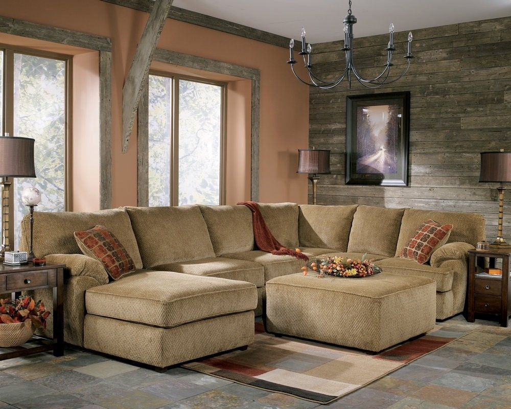 MM Furniture Bartlett - Caramel Sectional Living Room Set - Living Room Sets - Living Room Furniture - Living Room - Furniture
