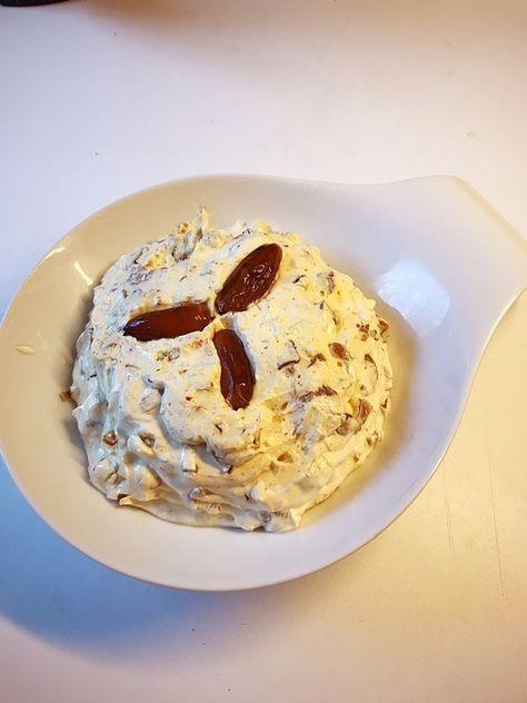 Pikanter Dattel-Frischkäse-Dip von Lisa3692 | Chefkoch