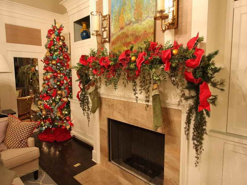 vintage southern living christmas decorations