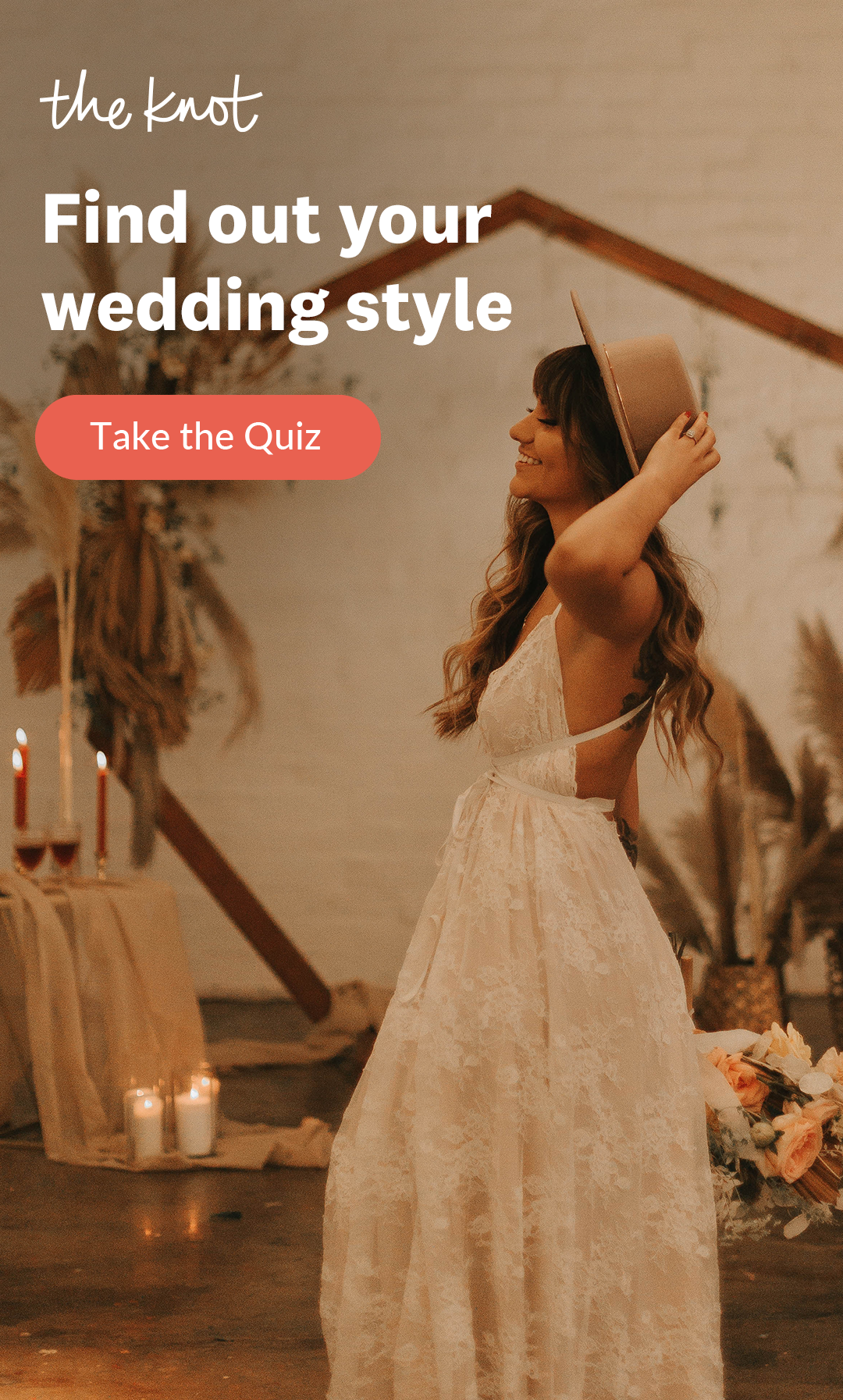 The Knot Wedding Style Quiz Wedding styles, Easy wedding