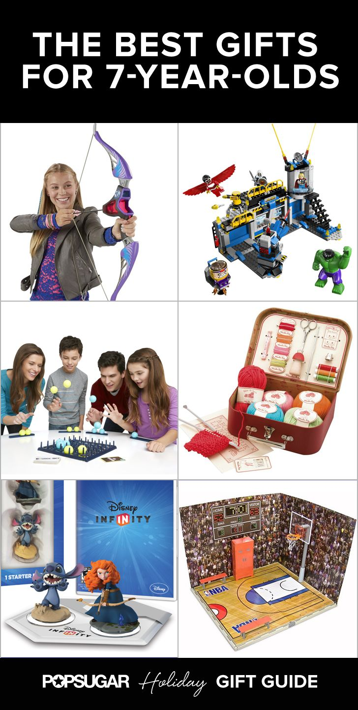the best gifts for 7 year olds - Best Gifts Christmas 2014