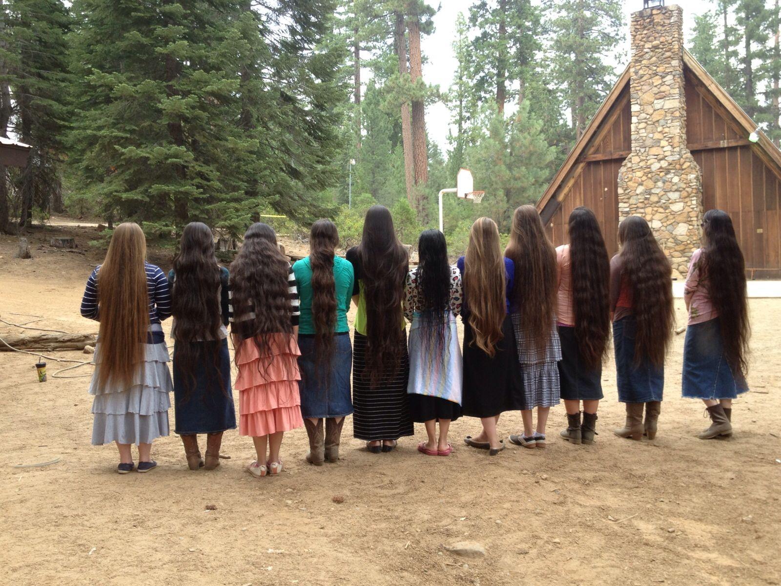 Apostolic hair   Long hair styles, Beautiful long hair, Extremely ...