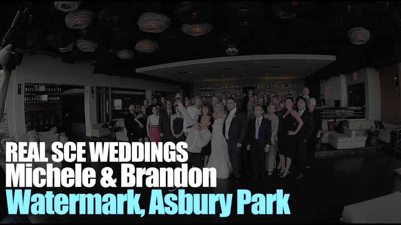 Real Sce Weddings Michele And Brandon At Watermark Jeff Scott Gould Sceeventgroup Jeffscottgould Brandon Michele Real