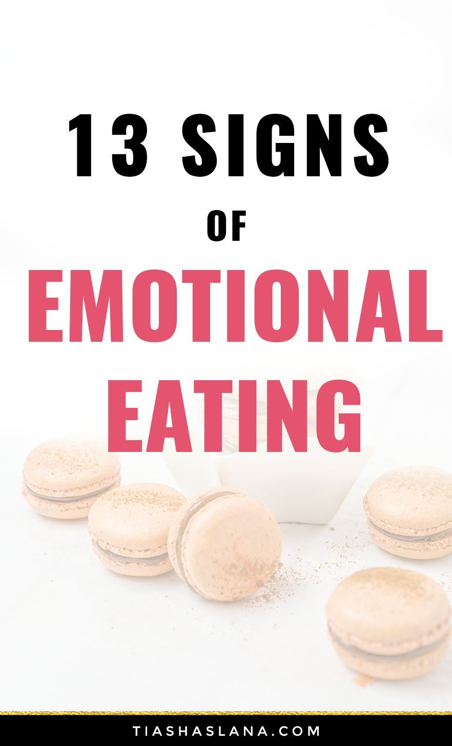 Pin On Overcome Emotional Eating
