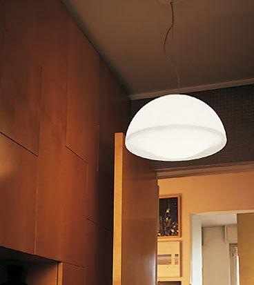 Oluce - Suspension lamps : Drop - 469