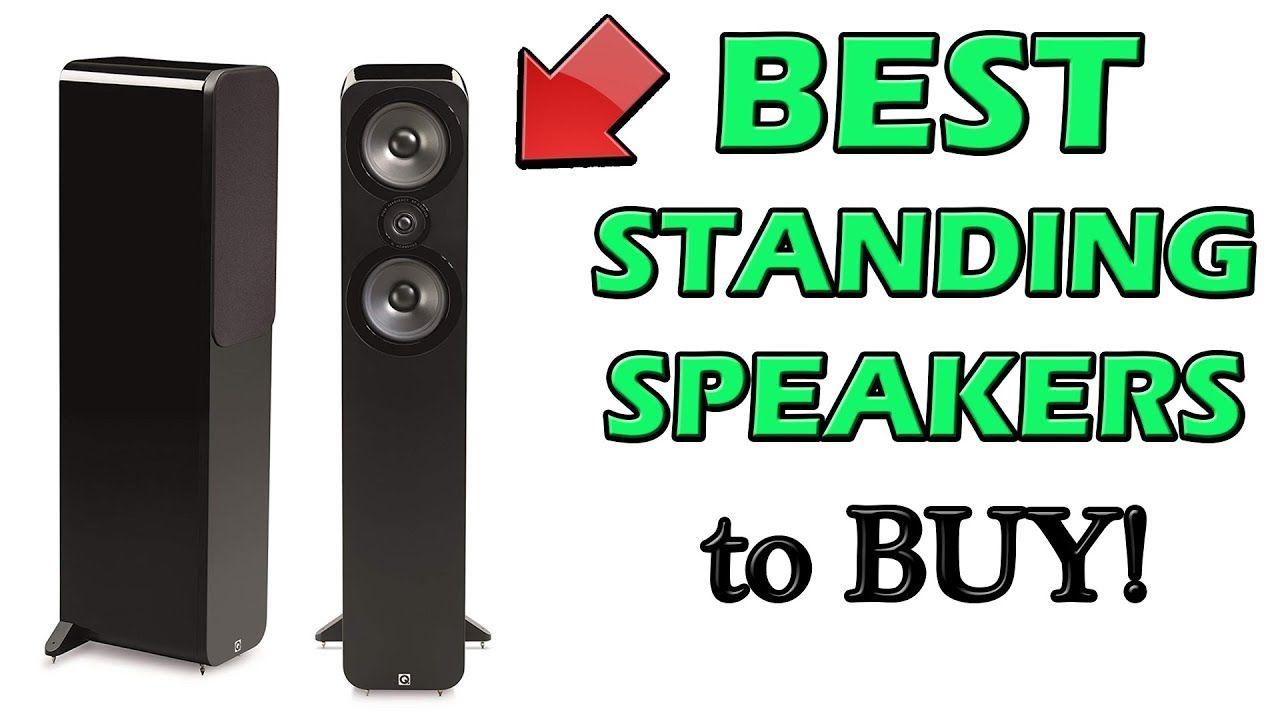 Best Floor Standing Speakers Under 1000 2019 Music Demo