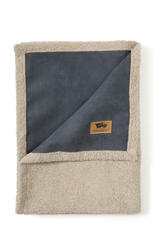 Storm blue blanket for dogs. Dog blanket, Blanket, Dog bed