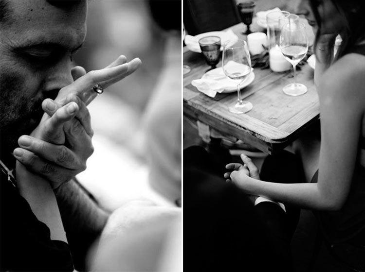 черно белые картинки влюбленных